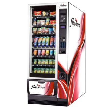 Necta Jazz by Flavura Foodautomat, Snackautomat, Verkaufsautomat, Warenautomat