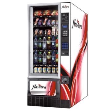 Necta Melodia Classic & Necta Melodia Top by Flavura Foodautomat, Snackautomat, Verkaufsautomat, Warenautomat