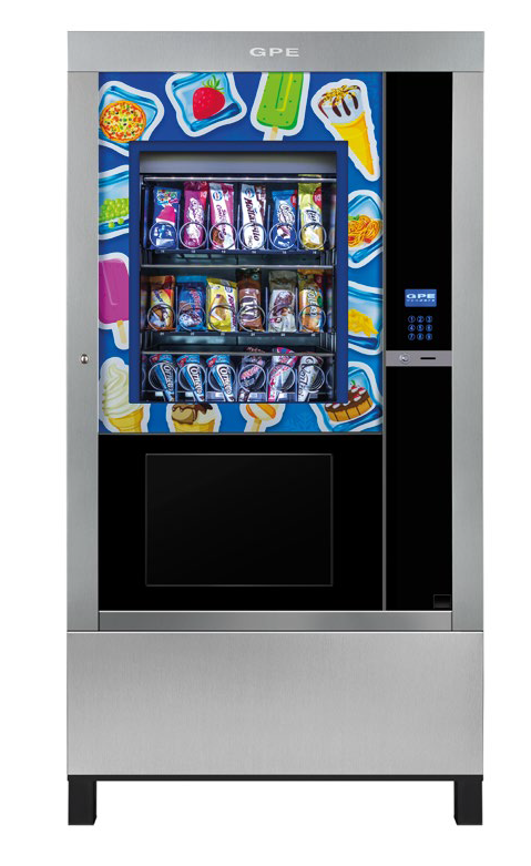 GPE Vendors Eisautomat Frozen Maxi by Flavura: Verkaufsautomat & Warenautomat