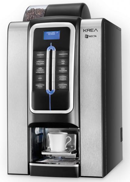 Necta Krea by Flavura Kaffeemaschine, Kaffeeautomat, Kaffeevollautomat