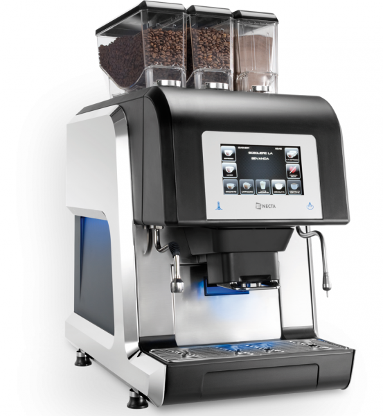 Necta Karisma by Flavura Kaffeemaschine, Kaffeeautomat, Kaffeevollautomat