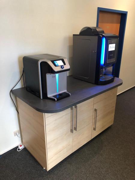 Flavura Kaffeetheke für Kaffeeautomaten & Kaffeevollautomaten
