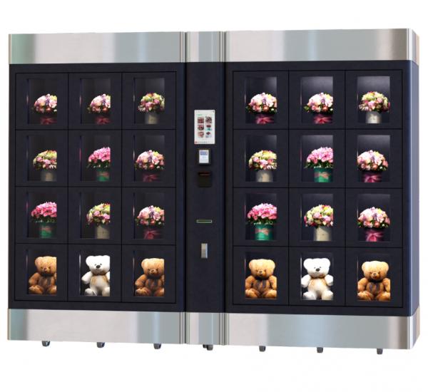 Klappenautomat Smart-Box by Flavura Verkaufsautomat, Warenautomat