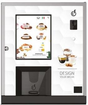 Kaffeeautomat LEI300 EVO