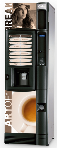 Necta Kikko by Flavura Kaffeeautomat, Kaffeevollautomat, Kaffeemaschine