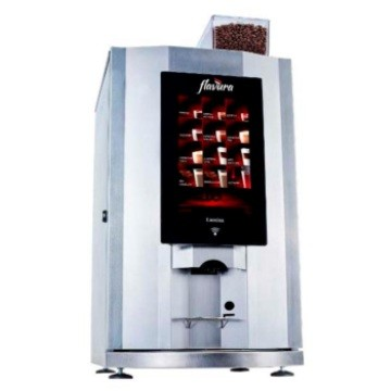 Flavura Kaffeemaschine & Kaffeeautomat Lumina: Kaffeevollautomat