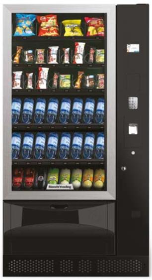 Bianchi Vending Snackautomat VISTA PLUS L by Flavura Verkaufsautomat, Warenautomat