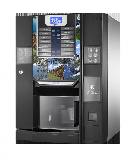 Necta Brio Up by Flavura Kaffeeautomat, Kaffeevollautomat, Kaffeemaschine