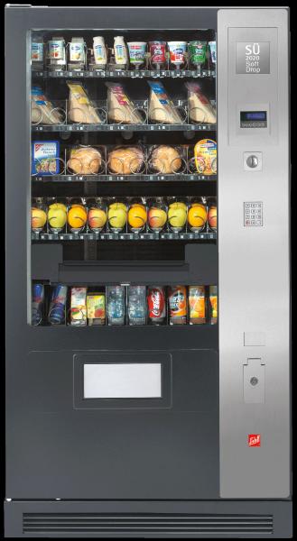 Sielaff SÜ2020 SoftDrop by Flavura Verkaufsautomat, Warenautomat, Snackautomat, Foodautomat