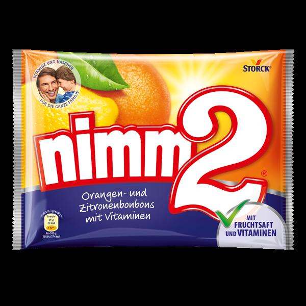nimm2 Bonbons für Automaten von Flavura: Automatenfüllprodukte: nimm2 Bonbon Füllprodukte für Verpflegungsautomaten, Vendingautomaten, Snackautomaten, Verkaufsautomaten, Warenautomaten