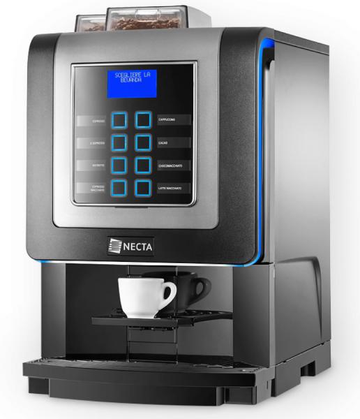 Necta Koro Prime by Flavura Kaffeemaschine, Kaffeeautomat, Kaffeevollautomat